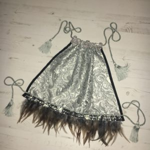 silver-feather-hem-top